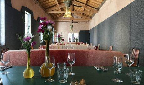 Le projet Tutti Frutti pour le restaurant Le Réfectoire de Luma