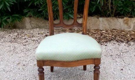 Atelier d'un Siège à l'Autre Restauration de chaises