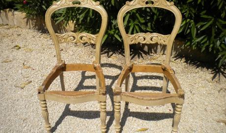 Restauration de fauteuils : les différentes étapes Arles