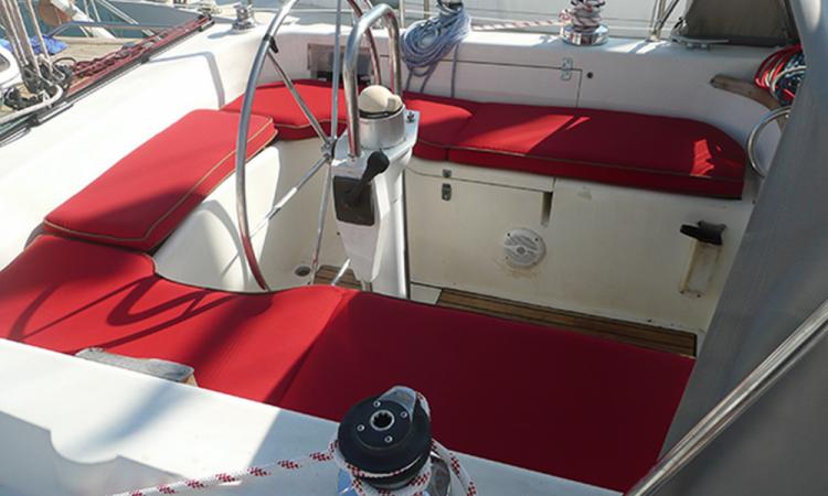 Atelier d'Un Siège à l'Autre - Coussins de bateau - Arles