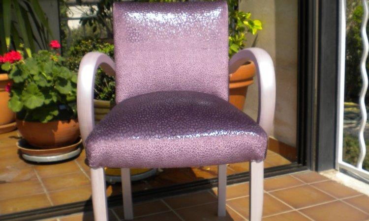 Atelier d'un Siège à l'Autre Restauration de fauteuils